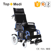 Promotion Hot Sale Reclining Folding Electric Power Wheelchair