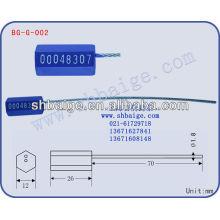 Gravatas de cabo numeradasBG-G-002