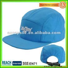 Personalizado 5 paneles de bordado 3D snapback sombreros SN-1264