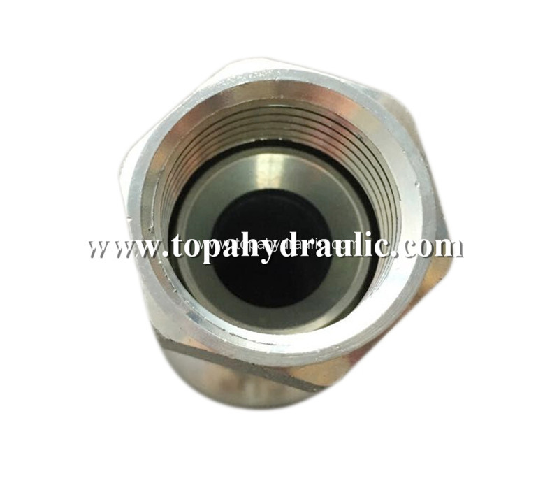 Brass hose pipe hydraulic industrial hose fittings