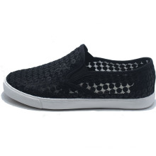 2017 Women Lace New Lady Girl Canvas Fashion Footwear Shoes