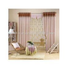 Beautiful ready made window curtains