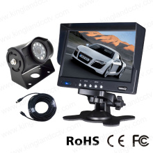 7inch TFT LCD Digital Monitor and Car Reverse Camera System