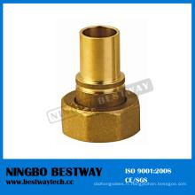 Prix de connexion de compteur d'eau en laiton (BW-701)