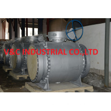 Forge Big Size Ball Valve