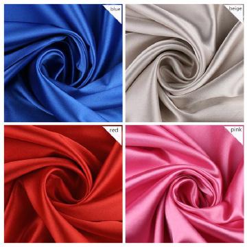 Satin fabric for bridesmaid dresses