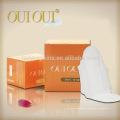 Confort absorbe rápidamente servilletas de higiene femenina seca por períodos