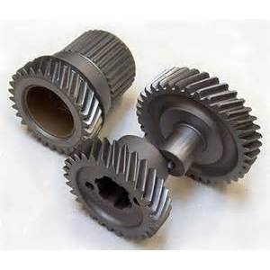 Double Helical Drop Gear Set for Truck