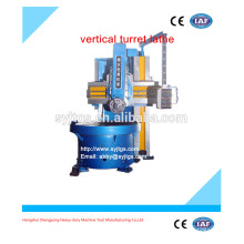 Single column cnc vertical lathe 5126 price for sale in stock from China