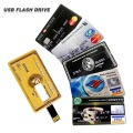 Visa Credit Cards Usb Flash Drive No Case