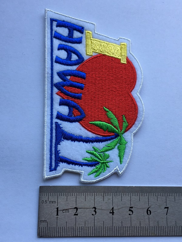Loving Embroidery Patch