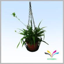Metall-Outdoor-Pflanze Blumen-Display-Rack für hängenden Blumentopf