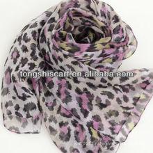 SD319-065 мода шелк шифон шарф