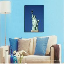 Высокое качество Нью-Йорк Статуя Свободы Холст Живопись