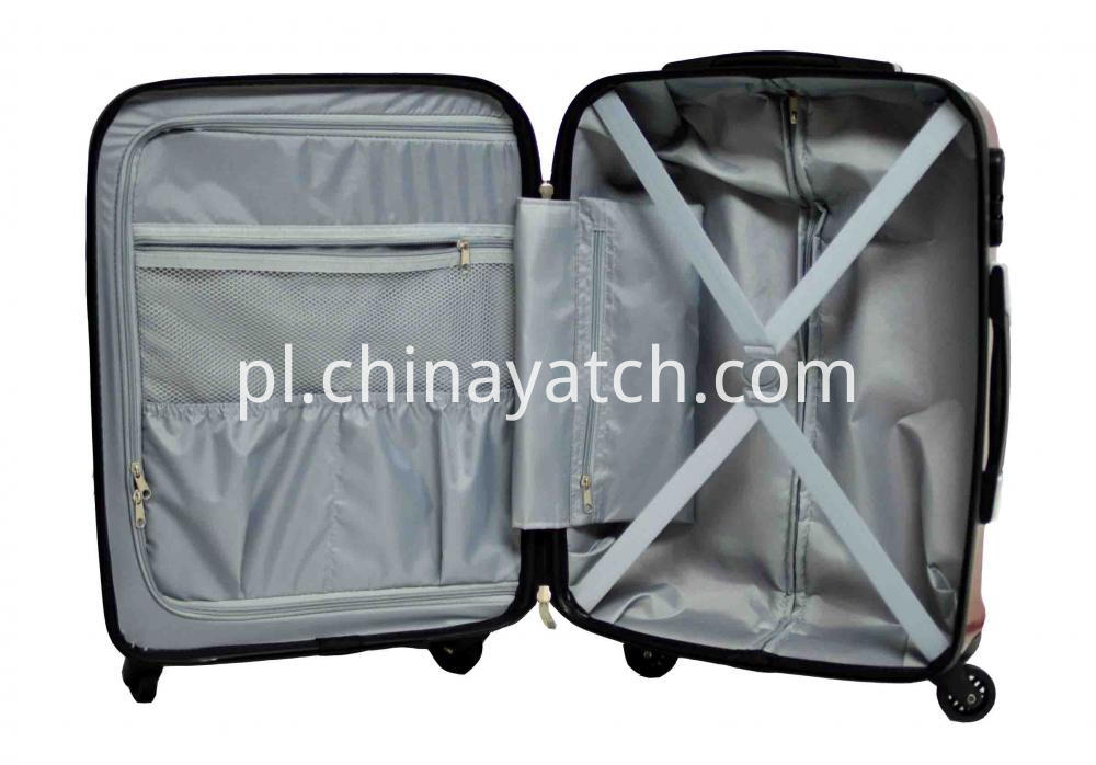 ABS&PC Rolling Trolley Case
