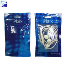 Good Quality for China Phone Case Seal Bags, PVC Phone Case Seal Bags, Mobile Phone Cases Seal Bags Exporters Custom logo plastic cell phone accessories packaging bags export to Italy Importers