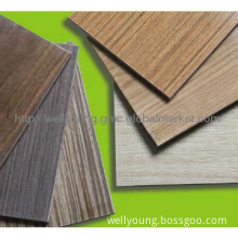 wood laminate decorative wall panel