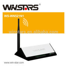 150Mbps 4 Port Wireless Router, WiFi Protected Setup, bietet vier 10 / 100Mbps Auto-Negotiation Ethernet LAN Ports Router