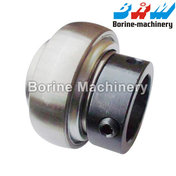 GE17KRRB Radial Insert Ball Bearings