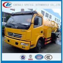 3000L-5000L High Pressure Clean Street Flusher Truck