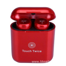 New Delivery for for Wireless Headset Touch Control X3T True Wireless Earbuds export to Italy Supplier