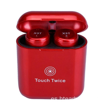 Touch Control X3T True Auriculares inalámbricos