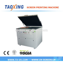 China fábrica diseño de alta precisión pantalla marco secadora exposición máquina
