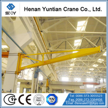 High Load Cantilever Type 2 Ton Jib Crane For Glass And Natural Stone Machinery