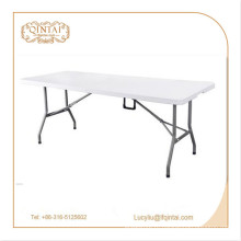 Открытый Стол Металлический Материал открытый складной стол HDPE