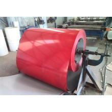 Cor revestido de bobinas de aço galvanizadas (PPGI/PPGL)