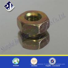 Fabrication en Chine Qualité supérieure de qualité 4.8 / 8.8 Ecrou hexagonal
