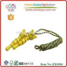 Wooden Jump Rope /Skipping Rope Classic Toys Promotional Toys