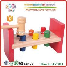 Knock Blocks Wooden Toys