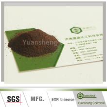 Lignosulfonate de calcium de pulpe en bois pour l'agent CAS de suppression de poussière: 8061-52-7