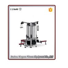 Equipamento de Ginásio Comercial 4 Estação Multi Gym Exercise Machine