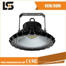 Logement léger de lampe de baie de l'alliage 120W UFO LED d'aluminium haut