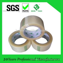 Fabricante adhesivo de la cinta de embalaje de la película de Hotmelt BOPP