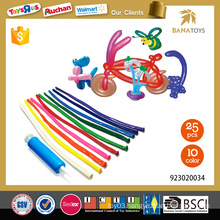 10 Colors assorted rubber magic party balloon