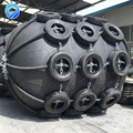 O GV certificou o navio de borracha pneumático para mover o pára-choque