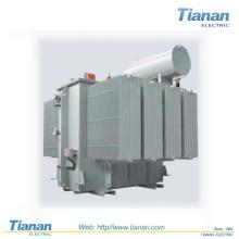5 - 40 MVA Transformador de baja potencia / trifásico