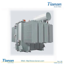 5 - 40 MVA Transformador de Baixa Potência / Trifásico