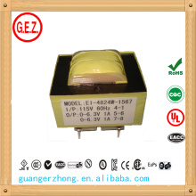 low frequency 12v ac transformer 1a