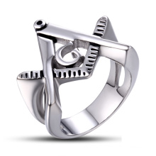2015 Fashion Custom Stainless Steel Ring