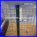 Revêtement en poudre clôture en euro