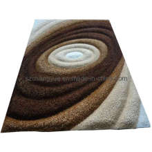 Polyester Modern Shaggy Rugs with 3D Effects -2 (CYXH0053-01)