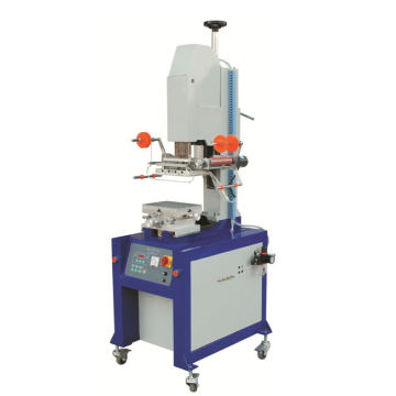 Flat to Back Slide Automatic Hot Foil Printing Machine