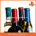 High class brand heat sensitive wine bottle label with print
