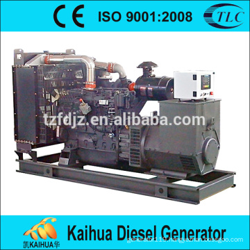 Best selling CE approved factory price 200kw diesel genset