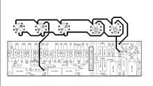 KLDguitar 18w tay dây ống guitar amp lỗ gắn bảng thành phần