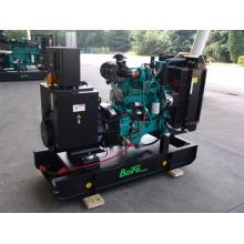 Baifa 30kVA tipo aberto gerador diesel (powered by Cummins engine)